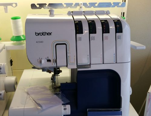 Brother Overlock 4234D im Test