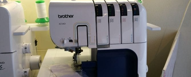 Brother Overlock
