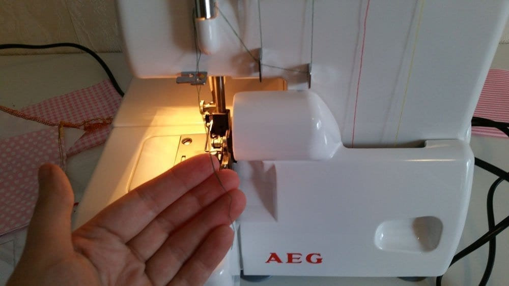 AEG Overlock