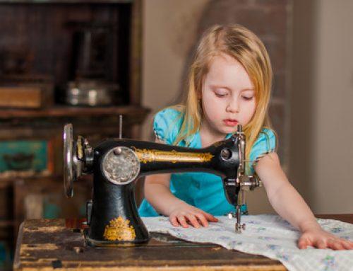 Kindernähmaschinen