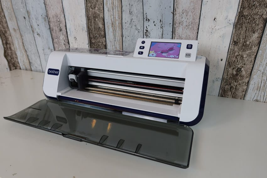 brother scanncut 600 plotter